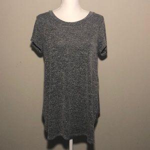 Gray Motherhood Maternity blouse - Medium